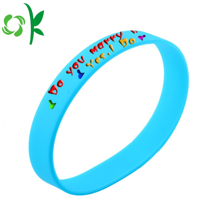 Blue Silicone Energy Bands
