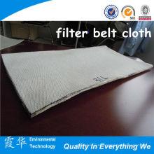 Paño de la correa del filtro del poliester de la alta calidad para el tratamiento de aguas residuales