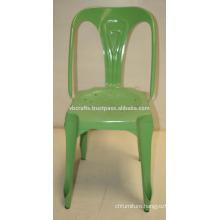 Vintage Industrial Restaurant Chair