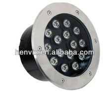 Haute qualité 15w lumière souterraine souterraine