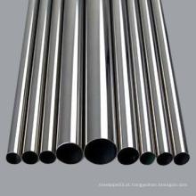 ASTM B338, B337, B861 Gr1 Gr2 Titânio Tubos