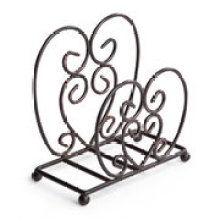 Cypress Home Metal Scroll Luncheon Napkin Holder