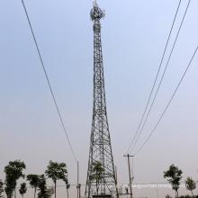 Microondas Comunicação Transmissão de Energia Torre de Aço