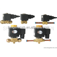 Solenoid Valves Pneumatic, Hydraulic devices Flare SAE
