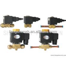 Válvulas solenóides Aparelhos pneumáticos, hidráulicos Flare SAE