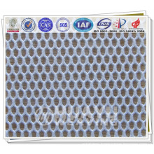 high quality warp knitted polyester mesh fabric for shoes