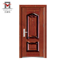 Factory Making High End Accepted Oem Interior Steel Security Doors