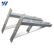 Оптовая продажа строительного материала т-образную форму здания металлические сварные кронштейны