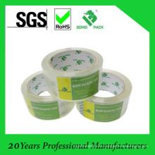 Adhesivo de acrílico BOPP Material BOPP Tape No Bubbles