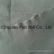 18Wales en coton 100% bio pour vêtements de haute qualité (QF16-2678)