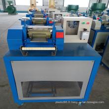Pelletiseur en plastique de machines industrielles de granulateur en plastique