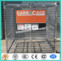 high quality galvanized Gas Bottle Storage wire mesh cage