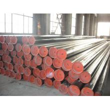 Especificación del hilo de rosca api 5l última edición carbón Tubo de la línea