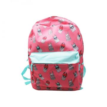 PINK GENERAL BACKPACK -0