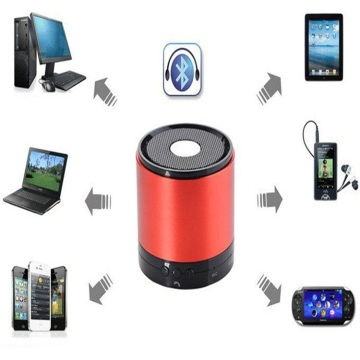 Wireless Charger Mobile Bluetooth Speaker Stereo Bluetooth