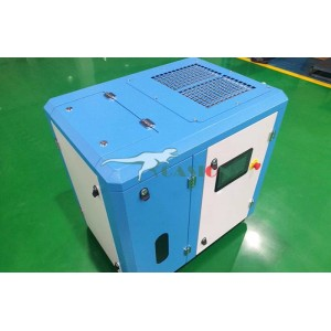Standard type scroll air compressor small oil free