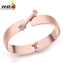 Female Fashion Jewelry Stainless Steel Bracelet
