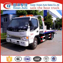 Manueller Dieselmotor 3 Tonnen JAC Wrack Truck