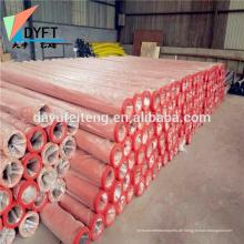 DN125*3000mm concrete pump pipes