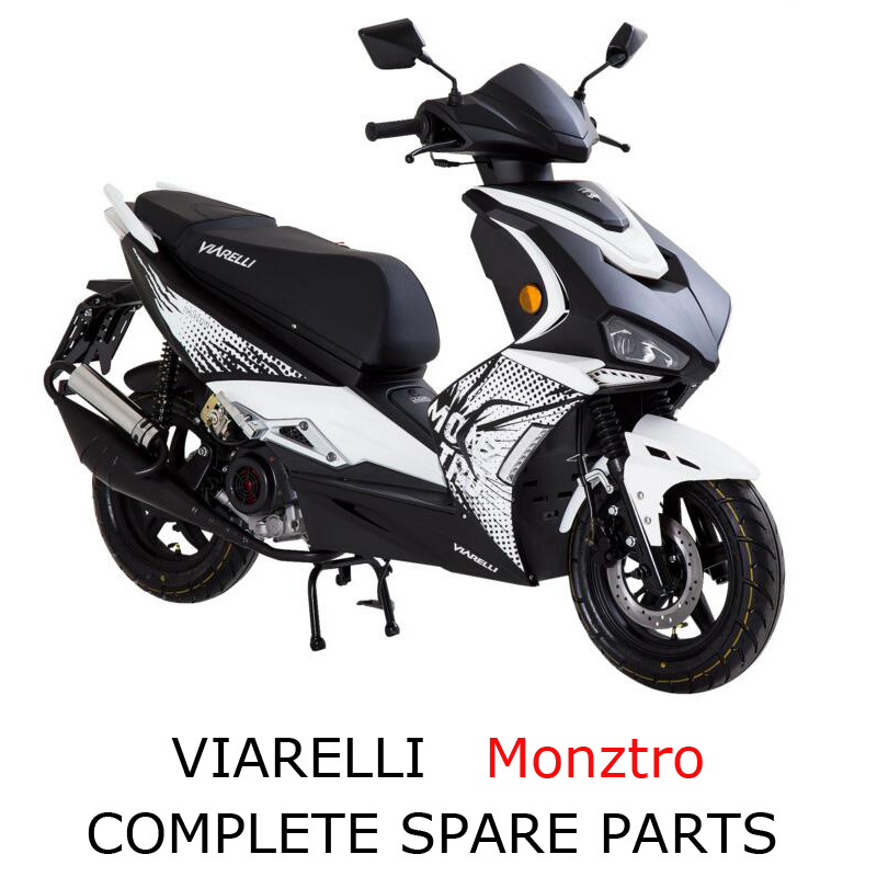 Viarelli Monztro Scooter Part
