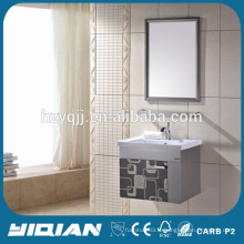 Laundry China Popular Mirrored Cabinet Stainless Steel Bathroom Furniture