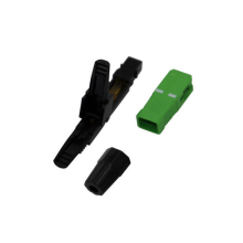 Ftth Fiber Optic Fast Connector SC / APC 9/125