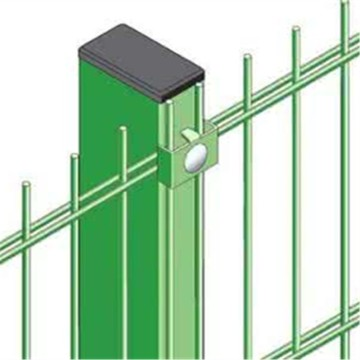 Pannello Wire Fence con Twin Wire