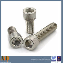 DIN Standard Hexagon Socket Head Cap Screw