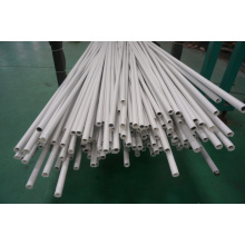 SUS304 GB Tubo de agua fría de acero inoxidable (40 * 1.2)