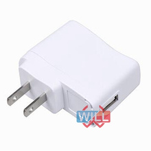 Level VI ULCUL wall plug 5v 2.1a usb power adapter