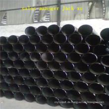 Stahlrohr, außen 177,8, innen 137,8, Qualität S355J2H, DIN-2448/1629