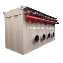 Colector de polvo industrial para aire limpio.
