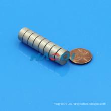 Imanes de cobalto del samario del cilindro resistente