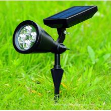 Energy saving Outdoor Lighting Led RGB solar garden lights