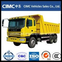 El volquete JAC Dump Truck 6X4 Trucks 20m3 Volquete