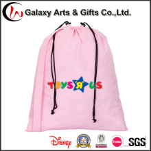 Recycled Shopping Bags/ Polyester Drawstring Backpack