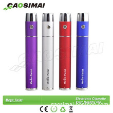 Ego twist battery bulk buy from china new Mego Twist battery
