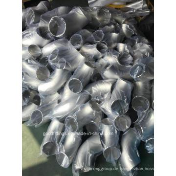 Edelstahl-Rohrverschraubungen (90 Grad Winkelstück)