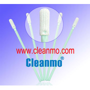 cleaning dust-free anti-static polyester swabs stick