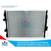 Leistungskühlungs-Selbstkühler für Nissan Qashqai 07 Mt