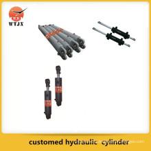 Cilindro hidráulico de dump de ação simples