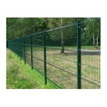 Clôture de maille de haute qualité, clôtures, clôture soudée de treillis métallique