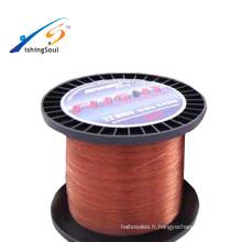 MLN109 100% nylon copolymère monofilament en vrac ligne de pêche