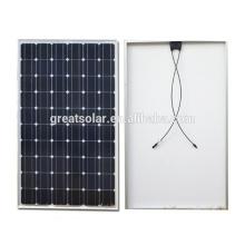 200W 36V Solar PV Module, Solar Power System ODM/OEM Service