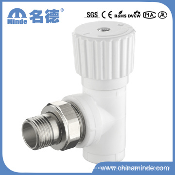 PPR Brass Ball Valve for Water Building Materials