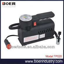 plastic body 12V DC Mini Compressor Inflating Compressor