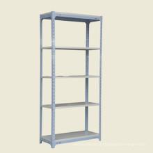 Rack de metal de alta qualidade armazenamento de mercadorias luz armazém