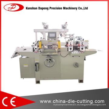 Gancho de gancho para colgar la lengüeta cortar la máquina (DP-320B)