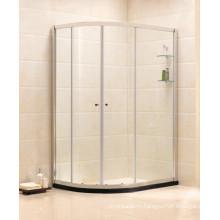 Санитарные изделия Закаленное стекло Простой душевой шкаф (B14)