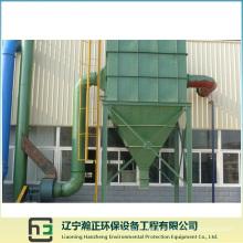 Forno de aquecimento de fluxo de ar de tratamento-Plenum pulso de coleta de poeira